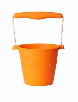 Scrunch-bucket - orange