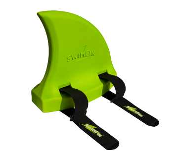 Hajfinnen SwimFin - lime